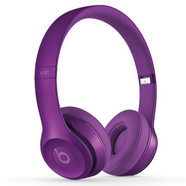 Beats Solo 2.0 On-Ear Headphones - Imperial Violet